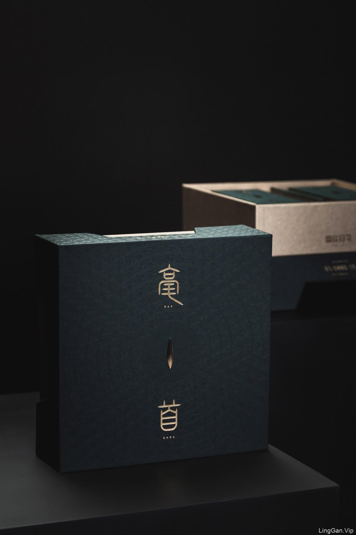 鼎纹元素!茶叶包装设计